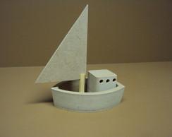 Barco decora��o e lembrancinha