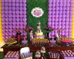 Decora��o Proven�al Enrolados Rapunzel