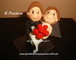 Lembrancinha de noivado ou Casamento