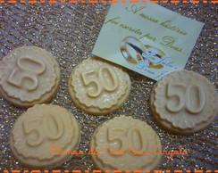 Moedas para Bodas 50 anos