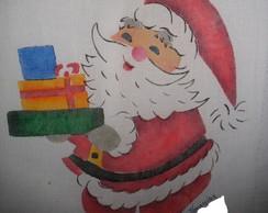 Molde vazado f�cil natalino