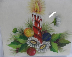Molde Vazado Natal