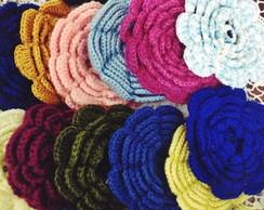 Flores Croch�