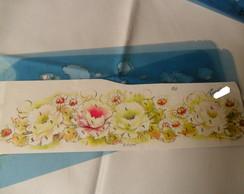 Moldes vazados para pintura em tecido.