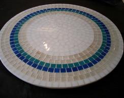 Prato Girat�rio Mosaico 40 cm