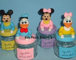 potinhos Mickey e Minie