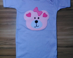Body Infantil Customizado