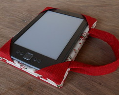 Capa p/ eReaders e Tablets com al�as