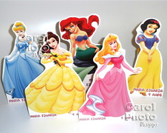 Mini Totens Princesas 25cm Porta L�pis
