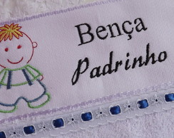 Toalha - Ben�a Padrinho