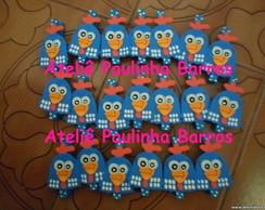 20Pregadores decorado Galinha Pintadinha