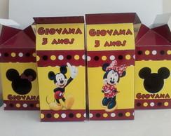 Caixinha Milk - Mickey