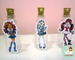 Garrafinhas Monster High