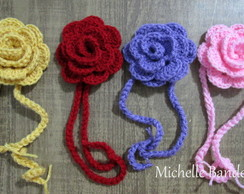 KIT 4 HEADBAND CROCH�