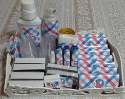Kit toillete feminino