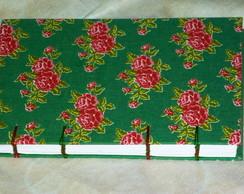 Caderno em costura copta et�ope