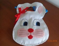Sacolinha Coelha  para a P�scoa