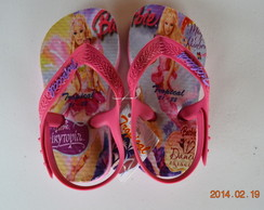 Sand�lia Tropical infantil Barbie