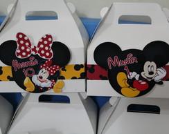 Caixinha Mickey e Minnie