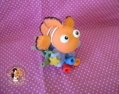 Topo de Bolo Nemo