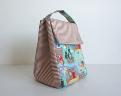 Lunch Bag - Piratas