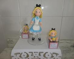 Boneca Alice no pa�s das Maravilhas