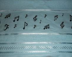 Toalha Musical