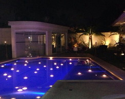 Vela para piscina elo7 for Velas flotantes piscina