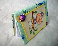 Caderno Coruja