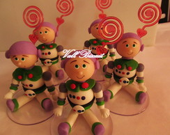 Bonequinhos Buzz Lighty Toy Story P.Foto