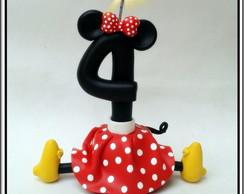 Topo de bolo Minnie_ proibido c�pia