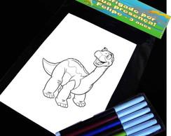 Dinossauros Kit Para Colorir