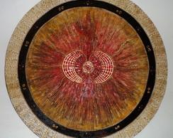 "Mandala ""LUZ ANTARES"" - 80 Cm"