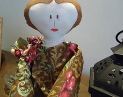 Boneca Tia Dorinha