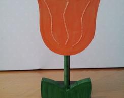 Porta Guardanapo Rolo Tulipa