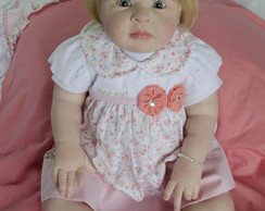 Boneca Reborn Babi