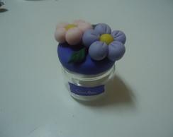 Lembrancinha Potinho Flores