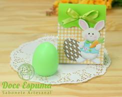 Caixinha de P�scoa com Ovos