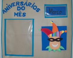 Anivers�rios Do M�s - Datas Comemorativa