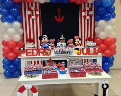 Mickey e Minnie Marinheiros - N�O � ALUG