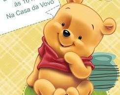 Convite Pooh