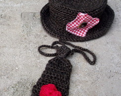 Chap�u e gravata pequeno amor
