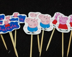 Mini Topper Peppa Pig
