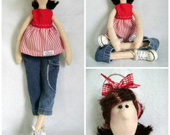 Boneca Olivia - 55 cm