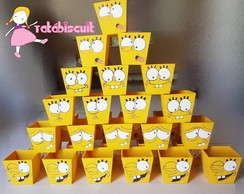 LEMBRAN�AS TEMA BOB ESPONJA