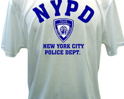 Camiseta New York Police Department