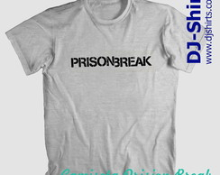 Camiseta Prision Break