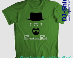 Camiseta Breaking Bad Customizada