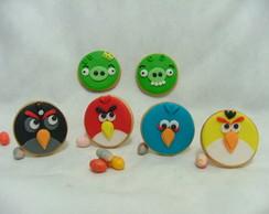 Biscoito Decorado - Angry Birds