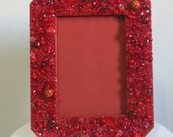 Porta Retrato Vermelho 674